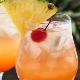 rum punch cocktail recipe