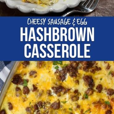 collage hash brown casserole