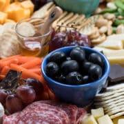 beginners cheese board