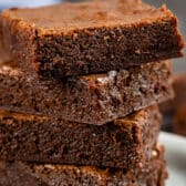 The best ever brownies recipe