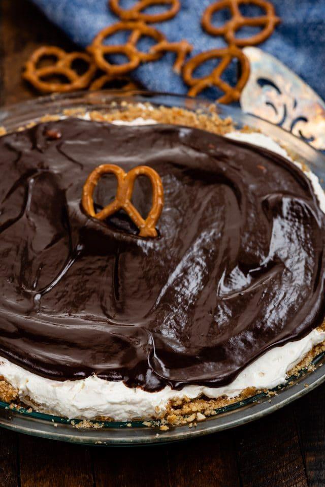 full no bake cheesecake photo