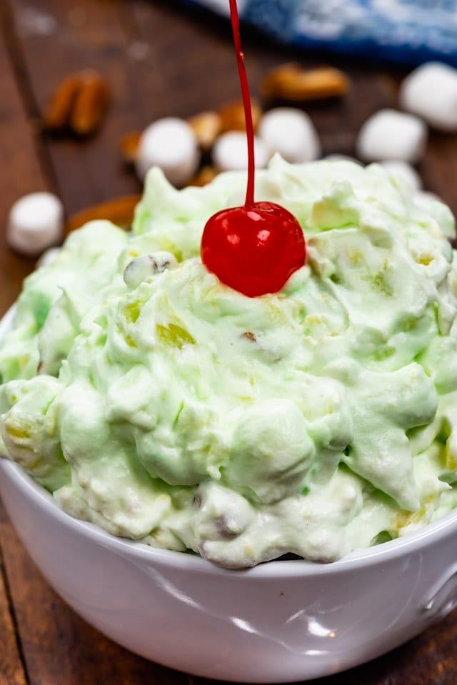 Watergate Salad Fluff Recipe Crazy For Crust