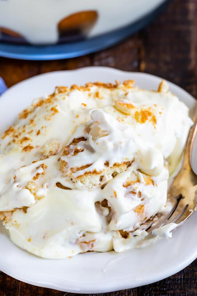 Easy Famous Banana Pudding Recipe!