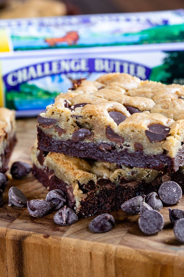 Simple brookie recipe