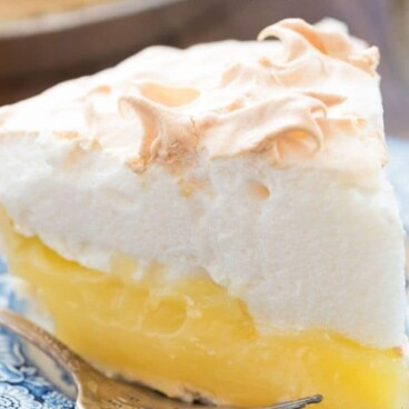 Aunt Tootsie's lemon meringue pie