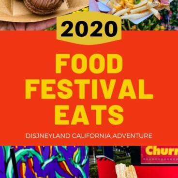 collage food festival eats 2020