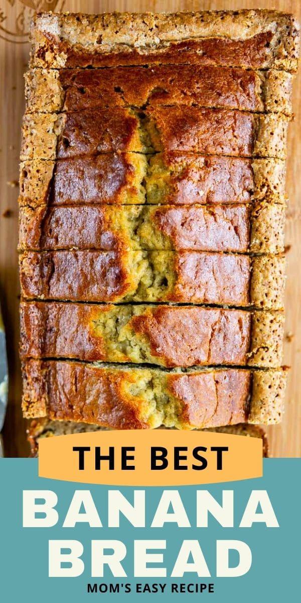 Best Banana Bread Recipe Recipe Crazy For Crust