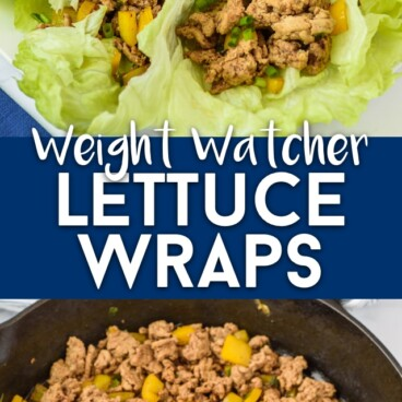 Weight watchers lettuce wraps