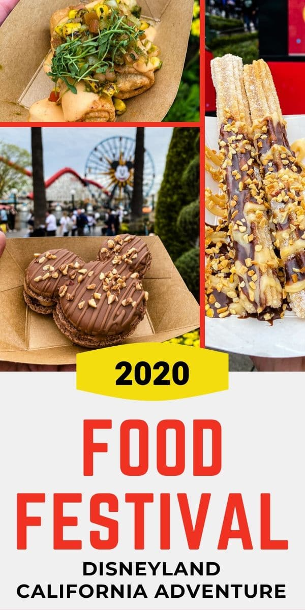 food festival 2020 collage photo