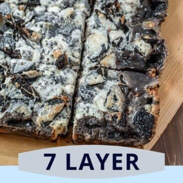 Best 7 layer bars with Oreos