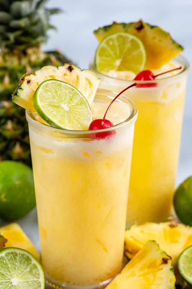 Pain killer cocktail recipe