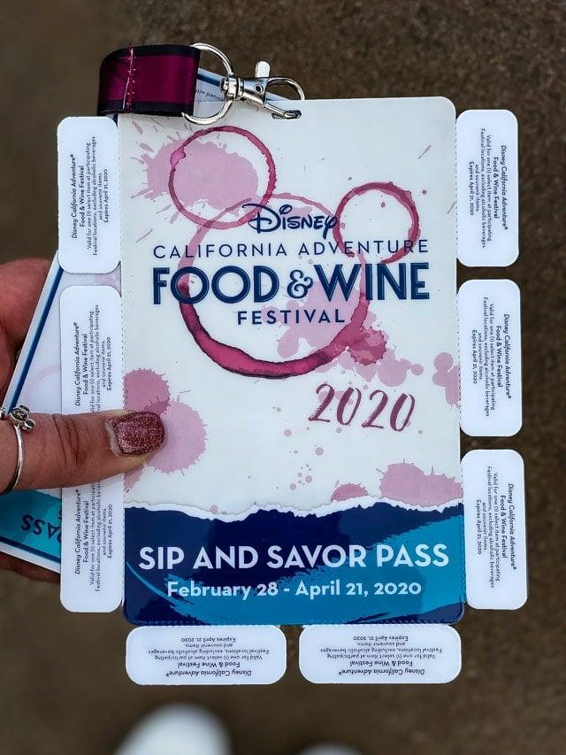 sip and savor pass