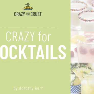 crazy for cocktails cover