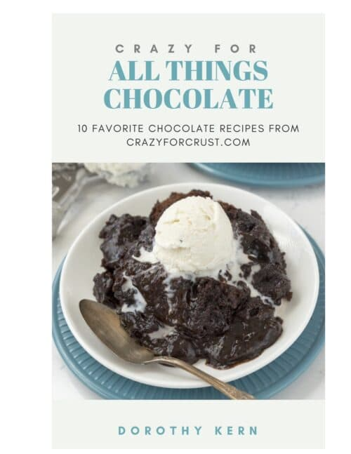 all things chocolate ebook cover