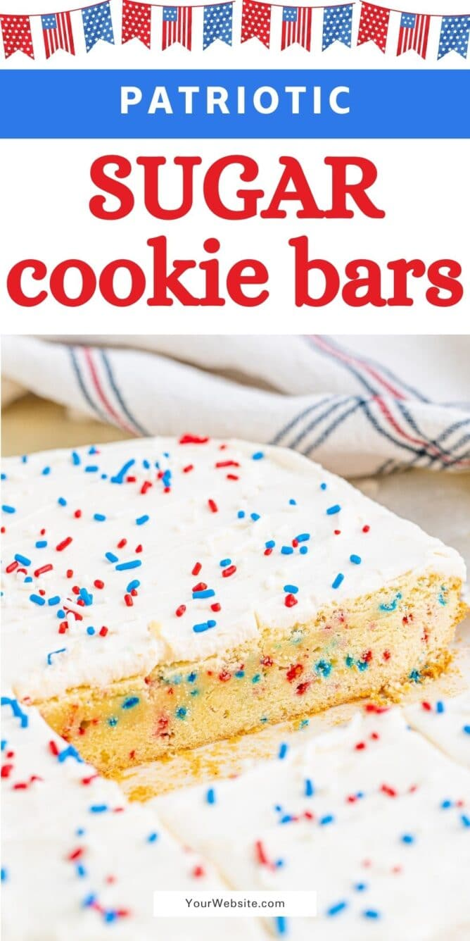 bar cookies with words on photo